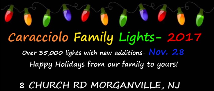 A picture of Caracciolo Family Lights where you can find some amazing Christmas Lights.